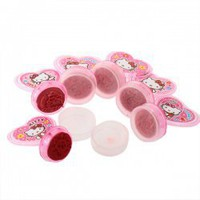 Cute Kitty Pattern Plastic Cartoon Stamper Signet Set for Collection China Wholesale - Everbuying.com