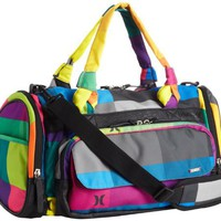 Hurley Juniors Sync Duffle, Tribe, Medium