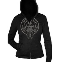 The Hunger Games Movie Basic Jrs. Hoodie