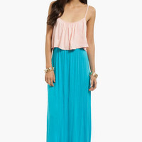 Double Tone Maxi Dress $37