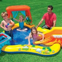 Intex Dinosaur Play Center Pool