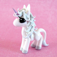 RESERVED for jenesa306  Mini Unicorn by DragonsAndBeasties on Etsy