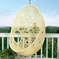 Amazon.com: Flower Pod Chair: Patio, Lawn &amp; Garden