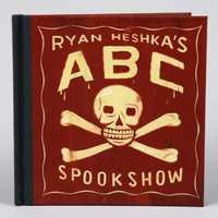 buyolympia.com: Ryan Heshka - Spookshow ABC