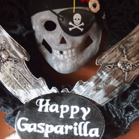 Gasparilla Wreath
