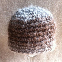Mountain View  one of a kind handspun by HookinItbyBellaBeanz