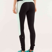 run: get up and glow tight | women&#x27;s pants | lululemon athletica
