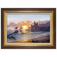 Disney Framed Limited-Edition ''Out of the Sea'' The Little Mermaid Giclée | Disney Store