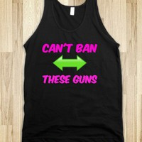 Can&#x27;t Ban these Guns - ZimmaCass