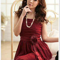 Cheap Red Special Occasion Dresses