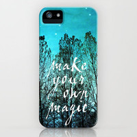 make your own magic iPhone Case by Sylvia Cook Photography | Society6
