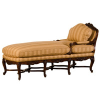 A Regence period (1715-1723)  chaise longue from France c.1730 at 1stdibs