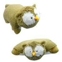 OWL PILLOW PET,