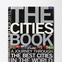 Urban Outfitters - The Cities Book By Lonely Planet