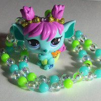 Littlest Pet Shop Tulip Fairy Necklace from On Secret Wings