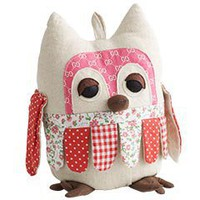 Product Details - Red Owl Doorstopper