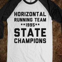 Horizontal Running Champs - Text First