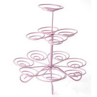 Cupcakes Collection 12 Cup Wire Cake Stand | Dunelm Mill