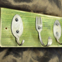 Go Green Baby Coat Rack by jjevensen on Etsy