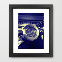 Let&#x27;s go Framed Art Print by Vorona Photography | Society6