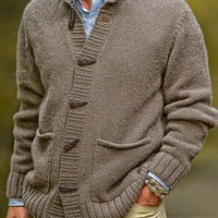 Bridger Sweater | J.L. Powell