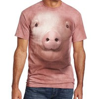 The Mountain Men's Pig Face T-shirt