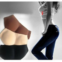 Butt Pads Fake Butt Sponge Buttocks Shaper Panty with Smooth Control Instant Lift and Shape