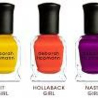 Deborah Lippmann Run the World