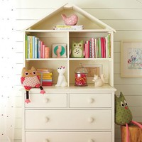 Catalina Dresser & House Hutch | Pottery Barn Kids