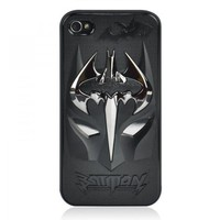 3D Batman Mask iPhone4/4s Case
