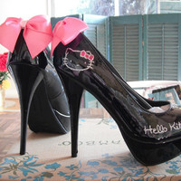 Listing for Custom order of shoes by PinUpInPink on Etsy