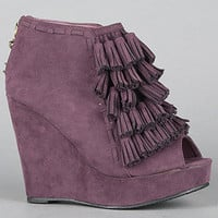 The Tasmine Shoe in Purple : *Sole Boutique : Karmaloop.com - Global Concrete Culture