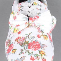 The Floral Drop Sneaker : Study : Karmaloop.com - Global Concrete Culture