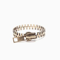Zipper Cuff in  What&#x27;s New at Nasty Gal