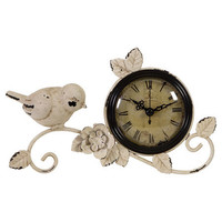 I love the Bird on Branch Table Clock in the Rustic & Romantic event at Joss and Main!