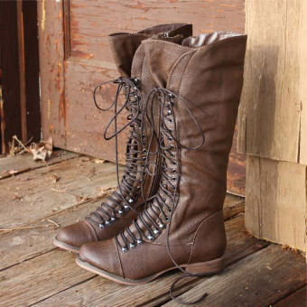 Upper County Boots, Sweet Country Inspired Shoes