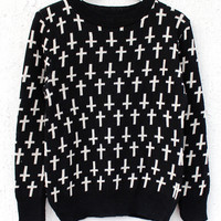 Crosses Jumper | BATOKO