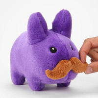 Urban Outfitters - Kidrobot X Frank Kozik Plush Labbit Figure