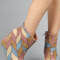 The Pixie Shoe in Patch Multi : Jeffrey Campbell : Karmaloop.com - Global Concrete Culture