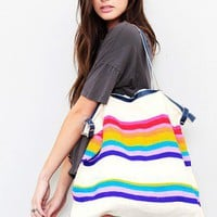 Treasure Blue - Rainbow Tote - NEW