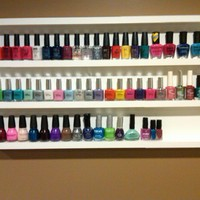 Nail Polish Wall Rack - ...