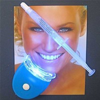 Amazon.com: New 44% Teeth Whitening Gel with New Whitening Accelerating Light: Health & Personal Care