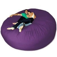 Amazon.com: Micro Suede Giant Bean Bag Chair: Home & Kitchen
