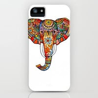 Elephant iPhone Case by kristinasheufelt | Society6