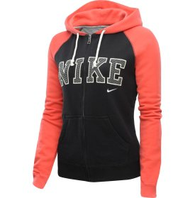 Nike Women's Cotton Fleece Full Zip Hoodie