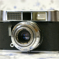 Vintage Voigtlander Vito CL 35mm Camera 1962 by CanemahStudios