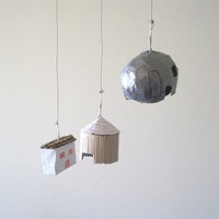 Mobile Homes by jikits on Etsy