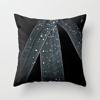 little pearls Throw Pillow by Dirk Wuestenhagen Imagery | Society6