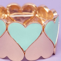 Valentine Cuff Bracelet $18