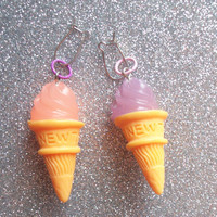 Swee Pastelt Ice Cream Earrings